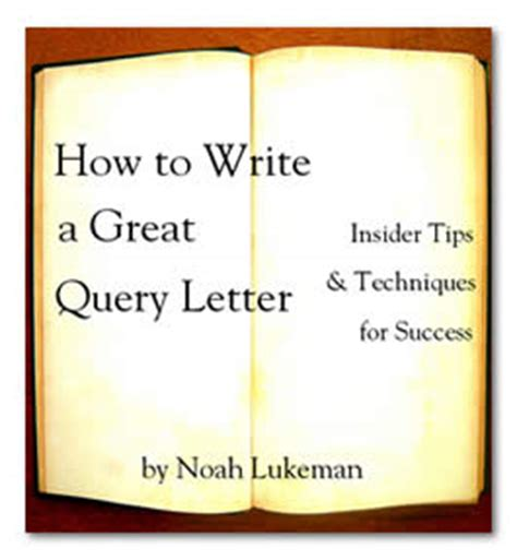 Write a query letter for a screenplay